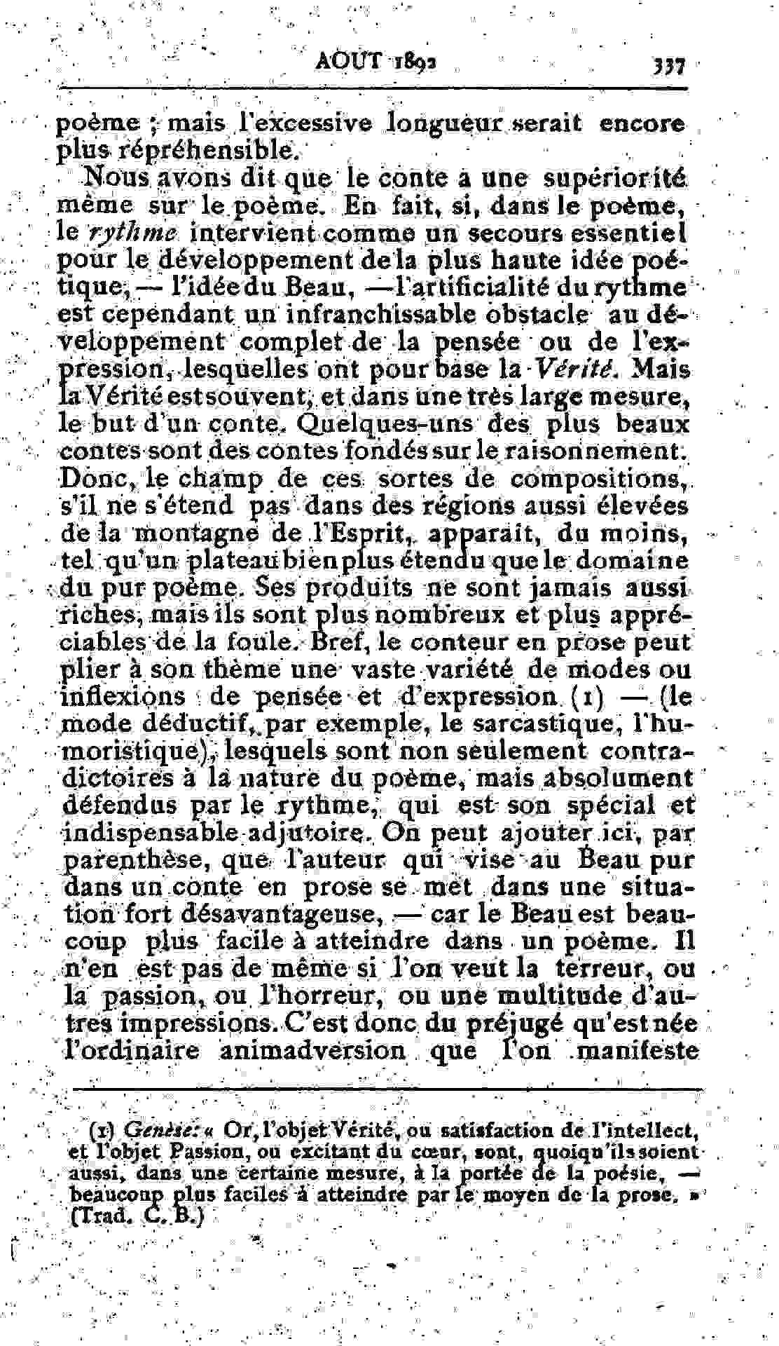 Pagemercure De France Tome 005 1892 Page 337jpg Mercurewiki